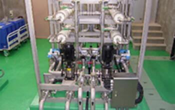 膜濾過施設工事